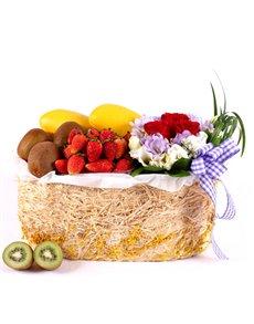 gifts: Vitamin C Fruit Basket!