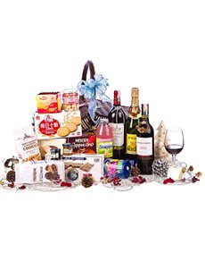 gifts: Wow Factor Gift Basket!