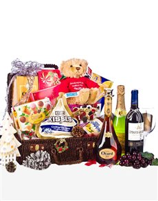 gifts: Bear Hugs and Kisses Gift Hamper!