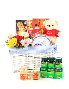 gifts: Get Well Soon Biscuit Basket!