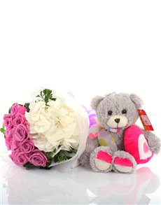 flowers: Lovable and Snuggable!