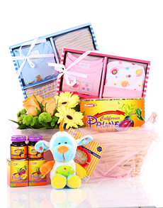 gifts: Sweet Newborn Baby Hamper!