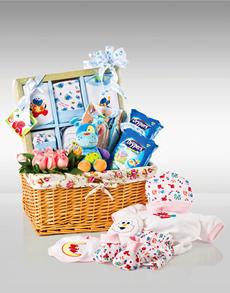 gifts: SG-NF-NB-004 Little Angel Baby Hamper!