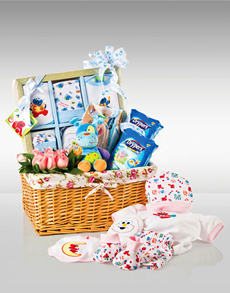 gifts: Little Angel Baby Hamper!