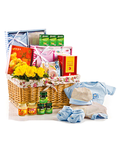 gifts: Proud Parents Baby Hamper!