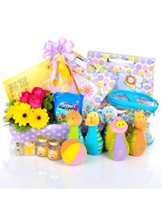 gifts: Joyous Spring Baby Hamper!