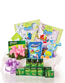 gifts: Bundle of Joy Baby Hamper!