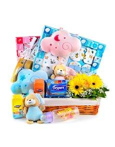 gifts: Cloud Nine Baby Hamper!