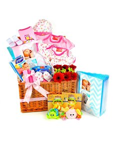 gifts: Treasure Basket for Baby!