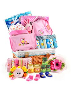 gifts: Mom's Favorite Baby Hamper!