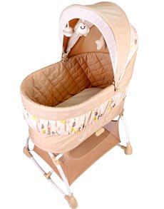 gifts: Lucky Baby Bassinet!