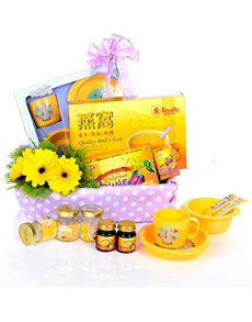 gifts: Mom and Baby Health Hamper!