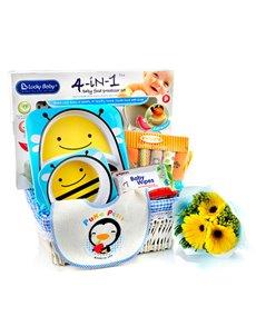 gifts: Mealtime Baby Hamper!