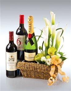 flowers: Trois Vins Delicieux!