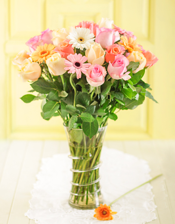 flowers: Pastel Allure!