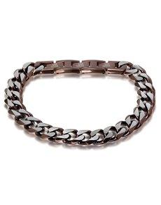 jewellery: ARZ Steel Curb Link Bracelet!
