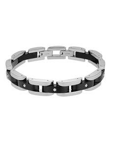 jewellery: ARZ Steel Bracelet SSB161!