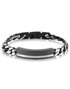 jewellery: ARZ Steel Bracelet SSB179!