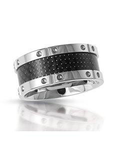 jewellery: ARZ Steel Ring SSR06!