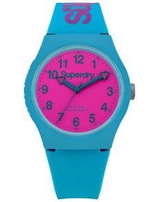 watches: Superdry Unisex Urban Light Blue Watch!