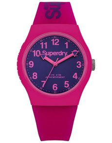 watches: Superdry Unisex Urban Watch SYG164PV!