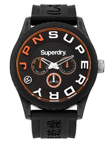 jewellery: Superdry Gents Tokyo Multi function Watch!