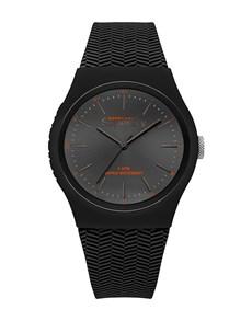watches: Superdry Gents Urban Herringbone Charcoal Watch!