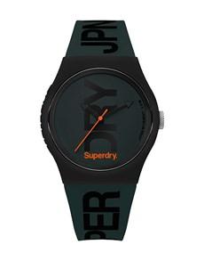 watches: Superdry Urban Branded Midnight Black Watch !