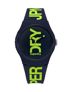 watches: Superdry Urban Branded Navy Watch !