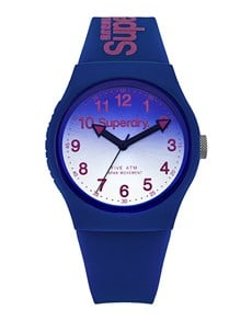 watches: Superdry Unisex Urban Laser Watch!