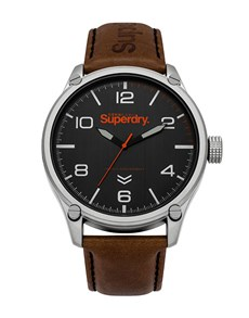 watches: Gents Military Brown Superdry Watch!