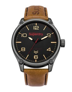 watches: Gents Tan Superdry Military Watch!