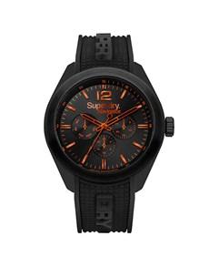 watches: Superdry Gents Navigator Posh Orange Accent Watch!
