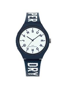 watches: Superdry Gents Urban XL Navy Festival Glow Watch!