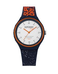 watches: Superdry Gents Urban XL Fleck Navy Watch!