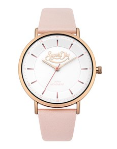 jewellery: Ladies Superdry Rose Gold Oxford Watch!