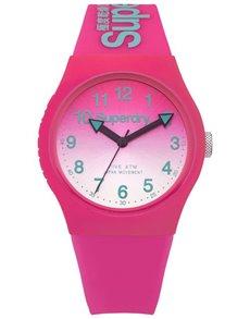 watches: Superdry Unisex Urban Laser Pink Watch!
