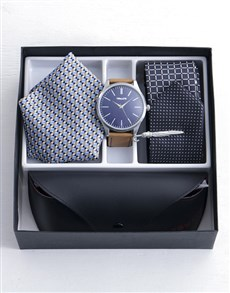 watches: Tomato Gents Watch and Tie Gift Set!