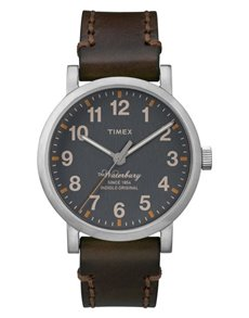 jewellery: Timex Waterbury Collection Brown Gents Watch!