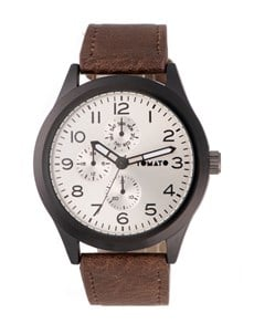 watches: Tomato Gents Beige Sub Dial Watch!