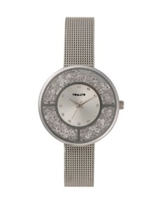 watches: Tomato Ladies Silver Watch!