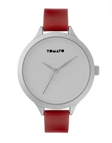 watches: Tomato Ladies Red Tomato Watch!