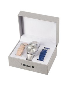watches: Tomato Ladies Watch with Exchangeable Strap!