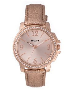 watches: Tomato Ladies Rose Gold Sunray Watch!
