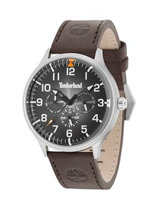 watches: Timberland Blachard Dark Brown Watch!
