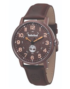 watches: Timberland Farmingham Brown Watch!