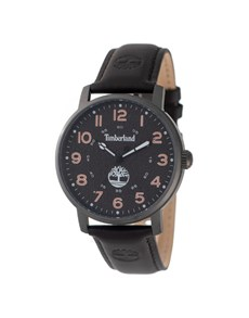 watches: Timberland Dark Brown Farminghan Watch!
