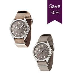 jewellery: Timberland Gents Interchangeable Watch!