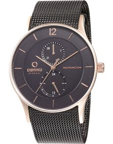 watches: Obaku Gents Watch V157GMVBMB!