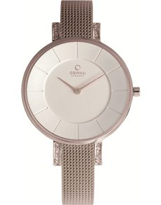 watches: Obaku Ladies Watch V158LECIMC!